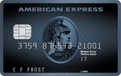 American Express Cobalt Credit Card