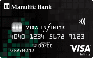 ManulifeMONEY+ Visa Infinite Card