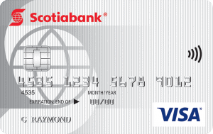 Scotiabank Value No-Fee Visa Card