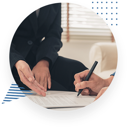Signing Life Insurance Policy