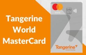 Tangerine World Mastercard